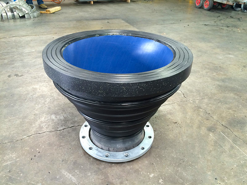 Newcastle Industrial Plastics UHMWPE Lined Concentric Reducer
