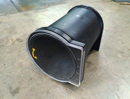 Optical Window Vacuum Chamber
